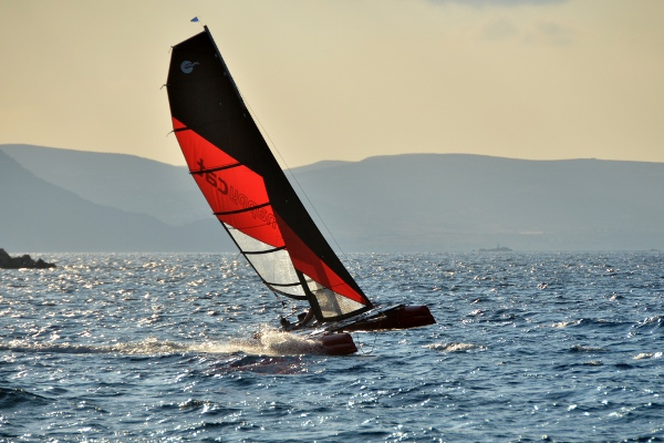 Catamaran Happy Cat Vente France