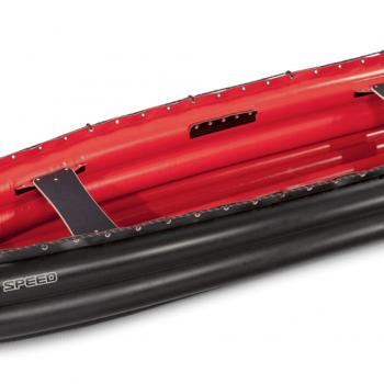 canoe hybride speed vue generale