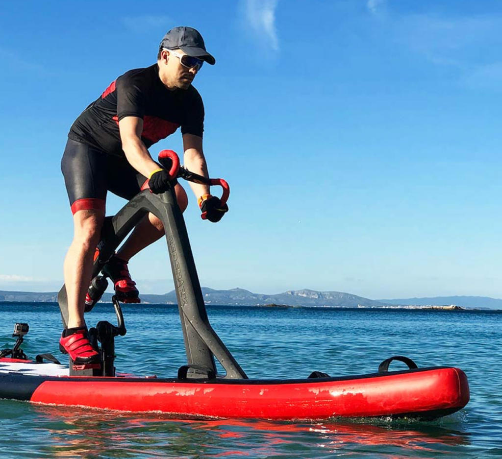 redshark bike board fitness