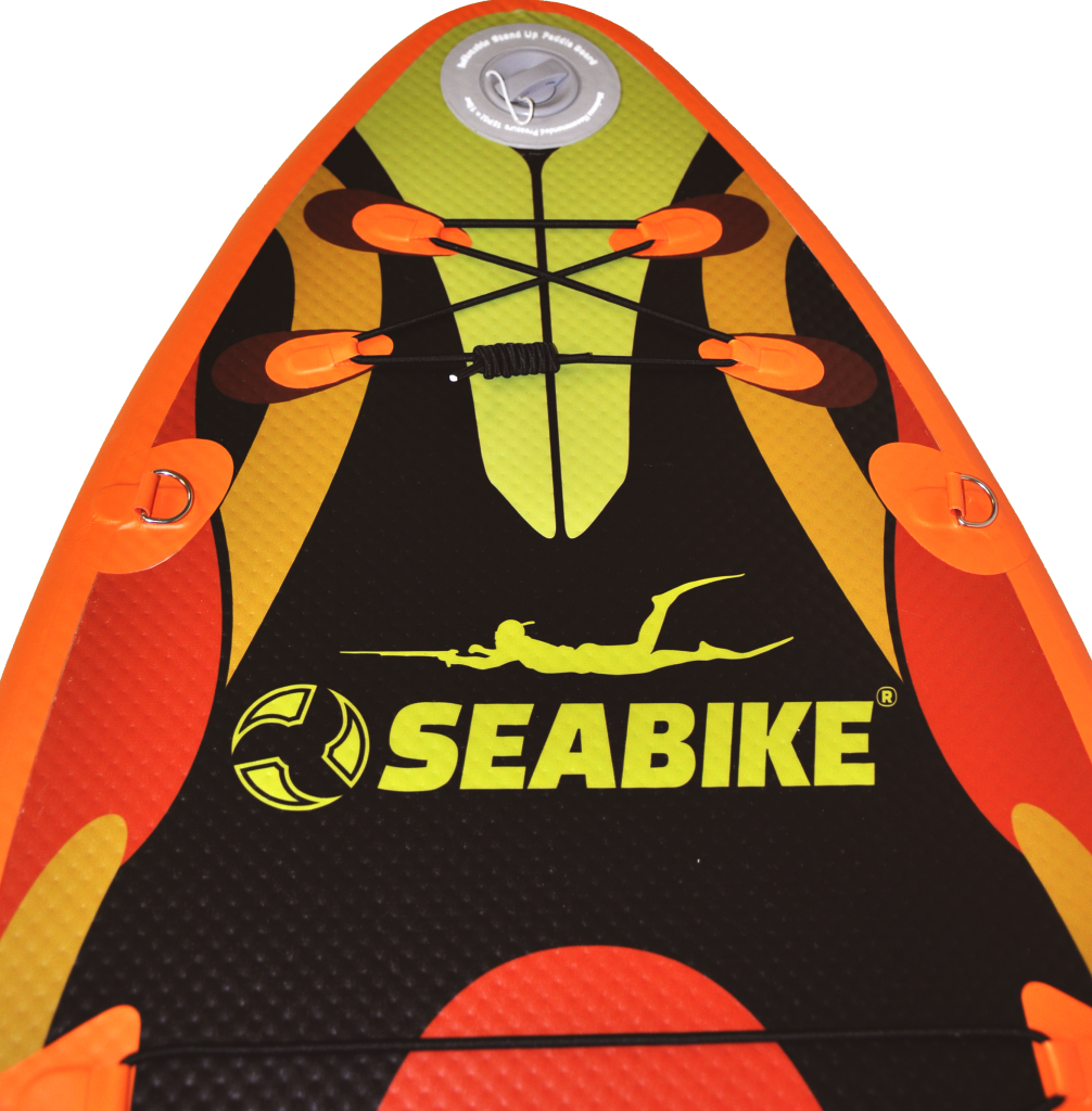 set seabike chasseur sous marin front