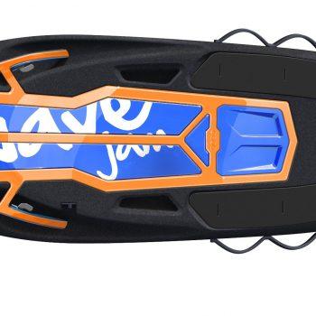 bodyboard electrique asap wave jam 91