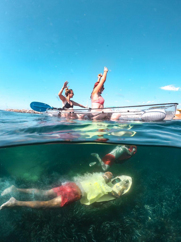 louer un kayak seabob ecogliss j