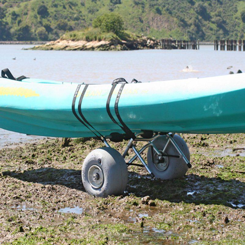 beachwheel chariot kayak ballon 30 c