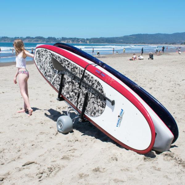 chariot rack 3 planches a beachwheel