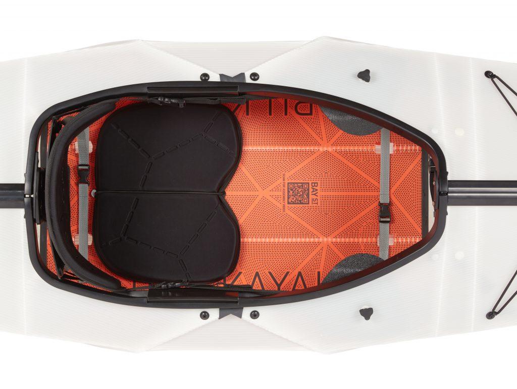 kayak origami bay st cockpit