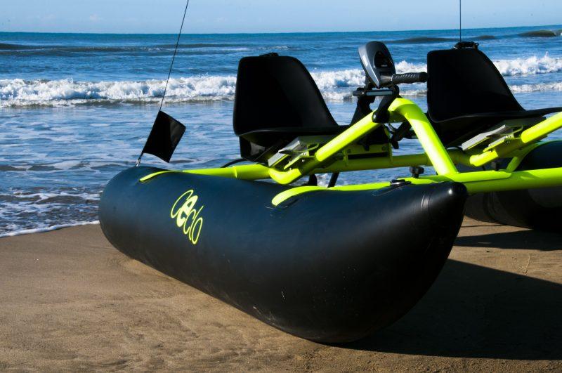 le ceclo fun x2 sur la plage