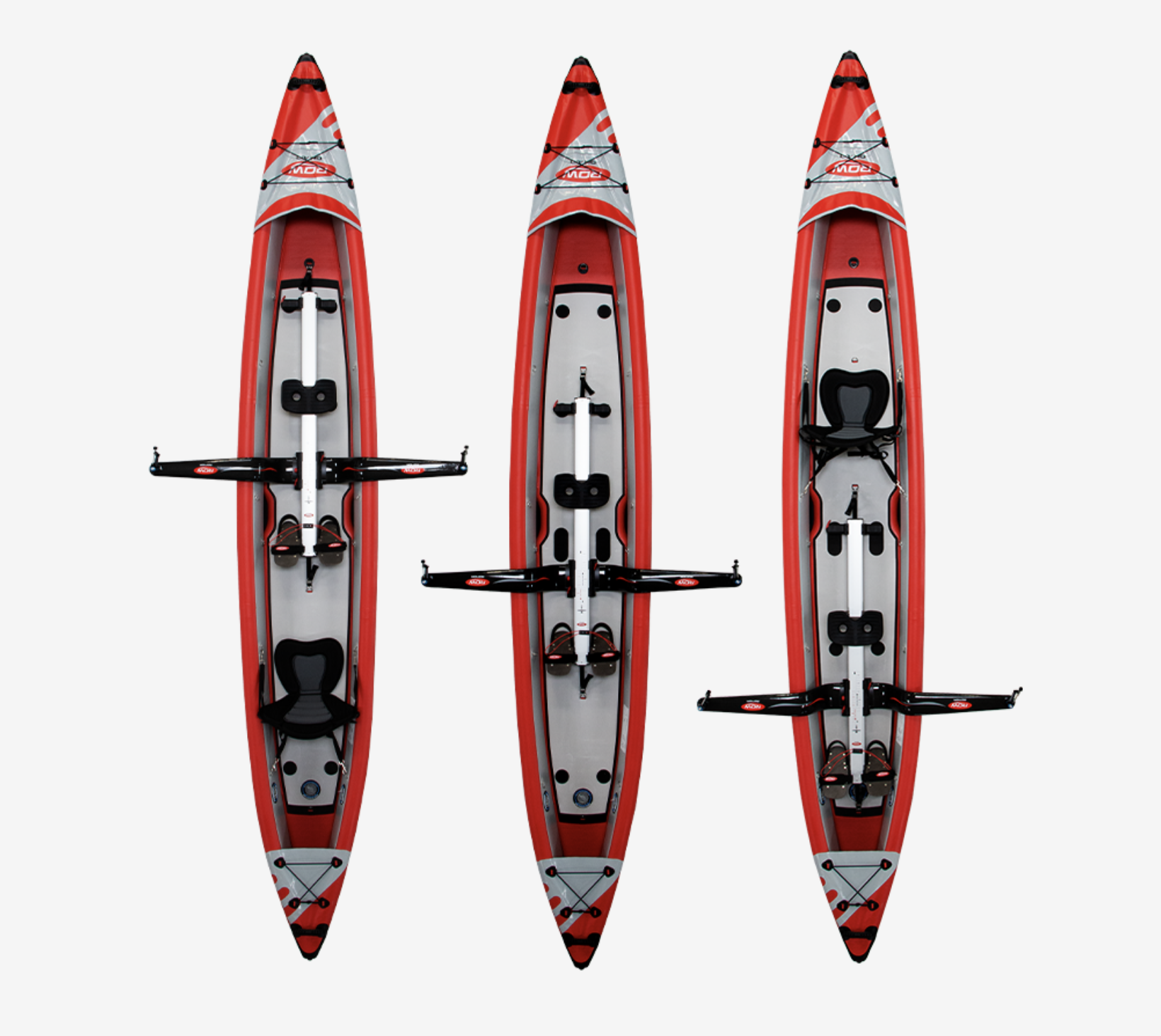 row on air airkayak & avirons