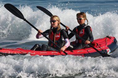 kayak gonflable riverstar Grabner p