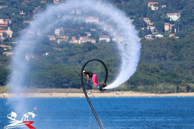 zapata flyboard aerobatics