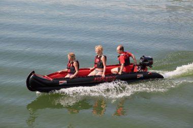 canoe hybride speed vue 3/4 grabner